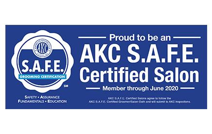AKC S.A.F.E. Salon